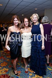 Ann Kane, Ann Raffo, Michelle Gutierrez. Photo by Tony Powell. 2014 Catholic Charities Gala. Marriott Wardman Park. April 12, 2014