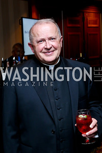 Monsignor Kevin Hart. Photo by Tony Powell. 2014 Catholic Charities Gala. Marriott Wardman Park. April 12, 2014