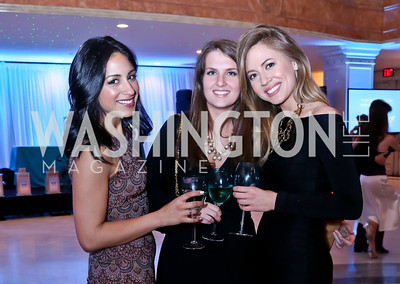 Leila Siddique, Erin Delaney, Livia Sponseller. Photo by Tony Powell. 2014 Musica y Suenos. Museum of Women in the Arts. May 9, 2014