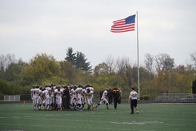 2014-10-25 Freshmen vs Springfield