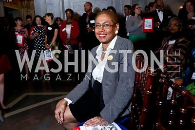 Rep. Eleanor Holmes Norton. Photo by Tony Powell. 2014 Champions of Democracy Awards Gala. LOC. October 15, 2014