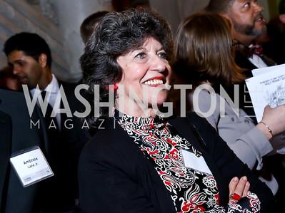 Carol Schwartz. Photo by Tony Powell. 2014 Champions of Democracy Awards Gala. LOC. October 15, 2014