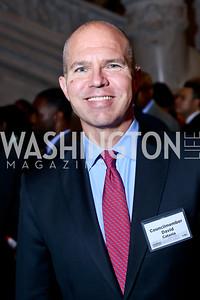 D.C. Council member David Catania. Photo by Tony Powell. 2014 Champions of Democracy Awards Gala. LOC. October 15, 2014