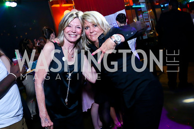 "Kay Kendall, Lyn McFadden. Photo by Tony Powell. CityDance ""Dreamscape"" Gala. Alero. May 10, 2014"