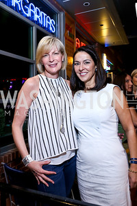"Kacey Pappas, Shelly Galli. Photo by Tony Powell. CityDance ""Dreamscape"" Gala. Alero. May 10, 2014"