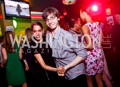 "Mariana Gatto, Andres August. Photo by Tony Powell. CityDance ""Dreamscape"" Gala. Alero. May 10, 2014"