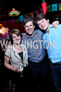 "Marjo Talbott, Tim Shriver and Sam Shriver. Photo by Tony Powell. CityDance ""Dreamscape"" Gala. Alero. May 10, 2014"