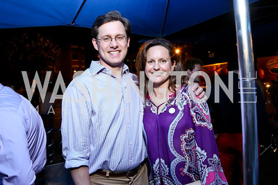 "Elizabeth and Monty Engel. Photo by Tony Powell. CityDance ""Dreamscape"" Gala. Alero. May 10, 2014"