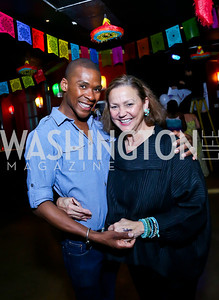 "Aaron Jackson, Lizette Corro. Photo by Tony Powell. CityDance ""Dreamscape"" Gala. Alero. May 10, 2014"