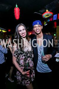 "Kelly Sneddon, Terk Waters. Photo by Tony Powell. CityDance ""Dreamscape"" Gala. Alero. May 10, 2014"