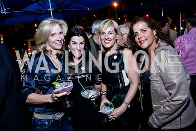 "Julia Springer, Tracy Bernstein, Marcy Cohen, Marissa Rauch. Photo by Tony Powell. CityDance ""Dreamscape"" Gala. Alero. May 10, 2014"