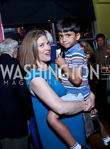 """Emily and Benji Lenzner. Photo by Tony Powell. CityDance """"Dreamscape"""" Gala. Alero. May 10, 2014"""