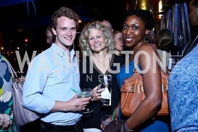 "Doug Proctor, Linda Potter, Avril David. Photo by Tony Powell. CityDance ""Dreamscape"" Gala. Alero. May 10, 2014"