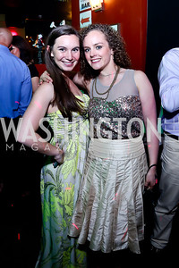 "Megan Piluk, Sarah Ewing. Photo by Tony Powell. CityDance ""Dreamscape"" Gala. Alero. May 10, 2014"