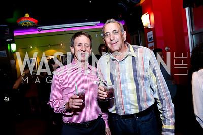 "Neil Cohen, Tom Ein. Photo by Tony Powell. CityDance ""Dreamscape"" Gala. Alero. May 10, 2014"