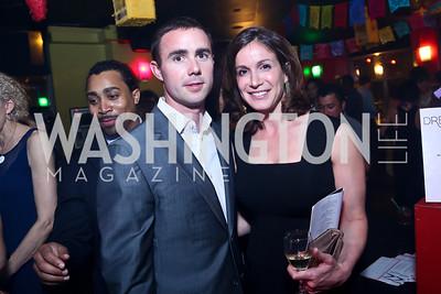 "Devin and Lauren Talbott. Photo by Tony Powell. CityDance ""Dreamscape"" Gala. Alero. May 10, 2014"