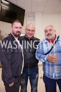 Andre Tokev, Ivan Manchev, Peter Bachvarov