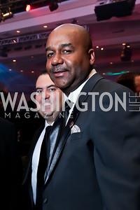 Georgertown Head Coach John Thompson III. Photo by Tony Powell. 2014 Fight Night. Hilton Hotel. November 13, 2014