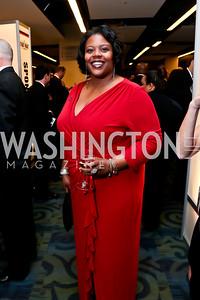 DC Schools Chancellor Kaya Henderson. Photo by Tony Powell. 2014 Fight Night. Hilton Hotel. November 13, 2014