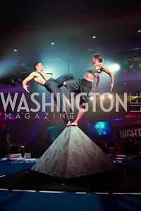 Photo by Tony Powell. 2014 Fight Night. Hilton Hotel. November 13, 2014