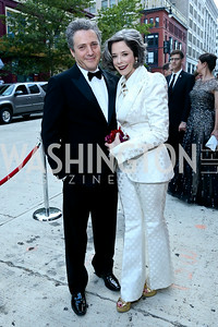 Stephen Kessler and Heather Podesta. Photo by Tony Powell. 2014 Ford's Theatre Gala. June 22, 2014