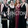 Cait Reizman, Jordan Marx, Kathleen Camarda, Rebecca Cassidy. Photo by Tony Powell. 2014 Ford's Theatre Gala. June 22, 2014