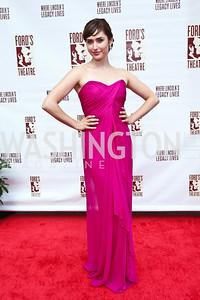 Melinda Sullivan. Photo by Tony Powell. 2014 Ford's Theatre Gala. June 22, 2014