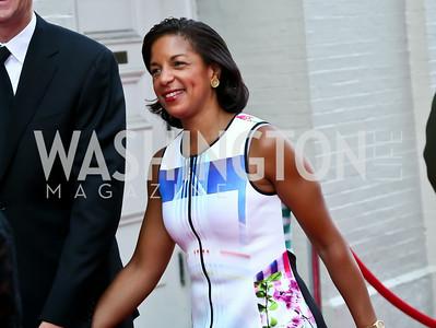Ambassador Susan Rice. Photo by Tony Powell. 2014 Ford's Theatre Gala. June 22, 2014