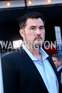 """Lone Survivor"" Author Marcus Luttrell. Photo by Tony Powell. GI Film Festival. Old Town Theater. May 24, 2014"