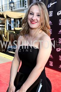 Heather Mahoney. Photo by Tony Powell. GI Film Festival. Old Town Theater. May 24, 2014