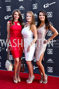 Jana Sedlakova, Candace Kelley, Theresa Gaugler. Photo by Tony Powell. GI Film Festival. Old Town Theater. May 24, 2014