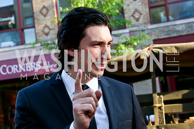 Adam Driver. Photo by Tony Powell. GI Film Festival. Old Town Theater. May 24, 2014