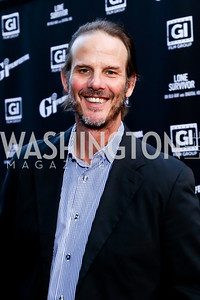 """Lone Survivor"" Director Peter Berg. Photo by Tony Powell. GI Film Festival. Old Town Theater. May 24, 2014"