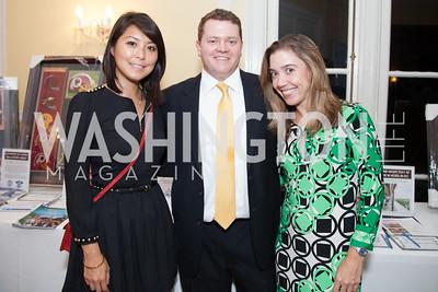 Debbie Eng, Drew Walsh, Elizabeth Carter