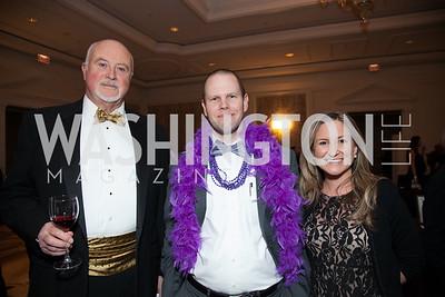 Bob Kelly, Robert Floyd, Kathleen Drohan