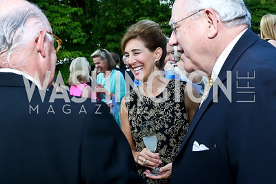 Barbara Price. Photo by Tony Powell. 2014 Hillwood Gala. June 3, 2014