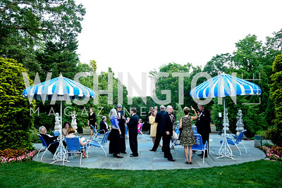 Photo by Tony Powell. 2014 Hillwood Gala. June 3, 2014