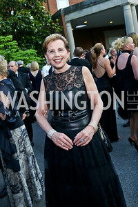 Adrienne Arsht. Photo by Tony Powell. 2014 Hillwood Gala. June 3, 2014