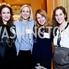 Jennifer Klein, Marnie Levine, Kathy McKiernan, Molly Silver. Photo by Tony Powell. 2014 International Women's Day Lunch. Mayflower Hotel. March 5, 2014