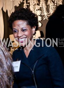Melody Barnes. Photo by Tony Powell. 2014 International Women's Day Lunch. Mayflower Hotel. March 5, 2014