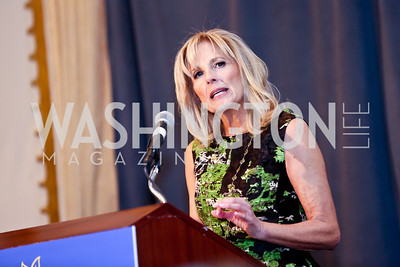 Second Lady Dr. Jill Biden. Photo by Tony Powell. 2014 International Women's Day Lunch. Mayflower Hotel. March 5, 2014