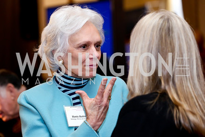 Hattie Babbitt. Photo by Tony Powell. 2014 International Women's Day Lunch. Mayflower Hotel. March 5, 2014