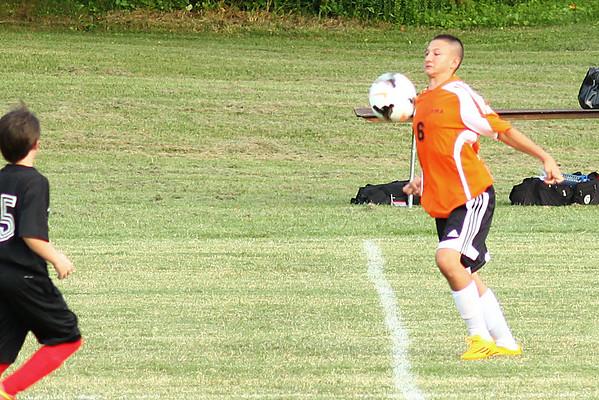JV Soccer v Westover Christian Academy