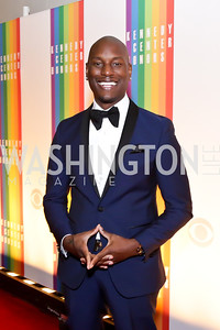 Actor Tyrese Gibson. Photo by Tony Powell. 2014 Kennedy Center Honors Red Carpet. December 7, 2014