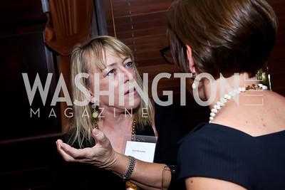 Nobel Peace Prize Winner Jody Williams. Photo by Tony Powell. Letelier-Moffitt Human Rights Awards. Carnegie Institute. October 14, 2014