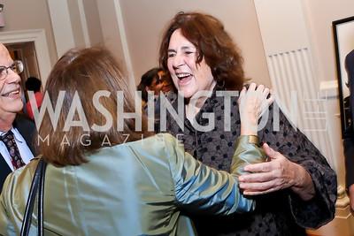 Melinda Altschul. Photo by Tony Powell. Letelier-Moffitt Human Rights Awards. Carnegie Institute. October 14, 2014