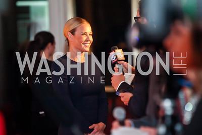 Chelsea Handler. Photo by Tony Powell. 2014 Mark Twain Prize. Kennedy Center. October 19, 2014