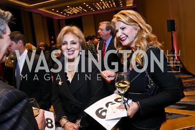 Sara Assar, Iman Yacoub. Photo by Tony Powell. 2014 Medstar NRH Gala. Marriott Marquis. October 30, 2014