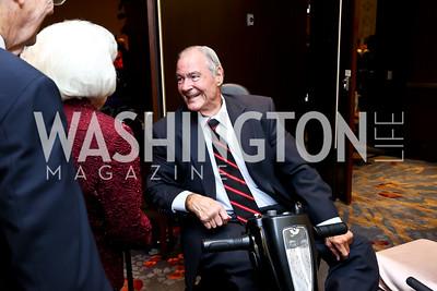 National Rehabilitation Hospital Founder and President Ed Eckenhoff. Photo by Tony Powell. 2014 Medstar NRH Gala. Marriott Marquis. October 30, 2014