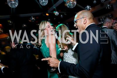 Iris De Graaf and Granada Amb. Angus Friday. Photo by Tony Powell. 2014 Meridian Ball. October 17, 2014